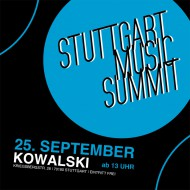 Stuttgart Music Summit 2014