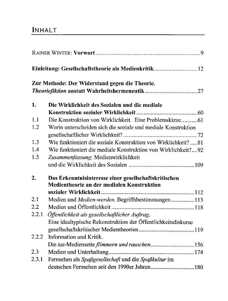 Inhaltsverzeichnis 2