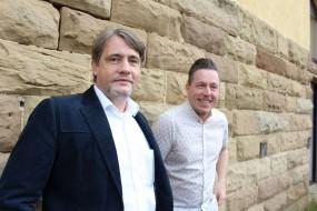Prof. Dr. Holger Schunk und Prof. Dr. Marcus S. Kleiner