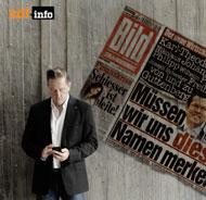 ZDF info Elektronischer Reporter Marcus S. Kleiner