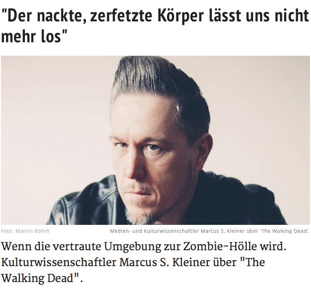 KURIER the walking dead marcus kleiner