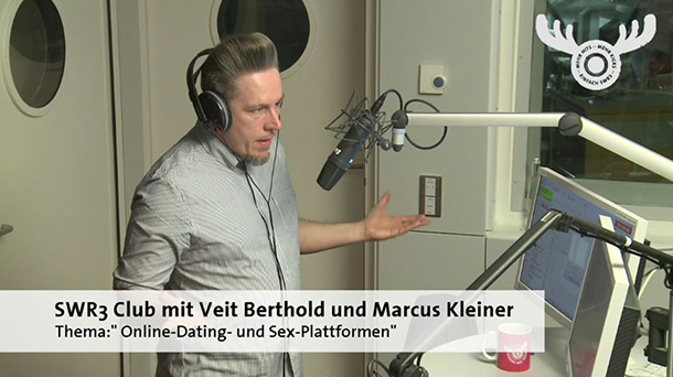 Marcus S Kleiner SWR3 PopUp