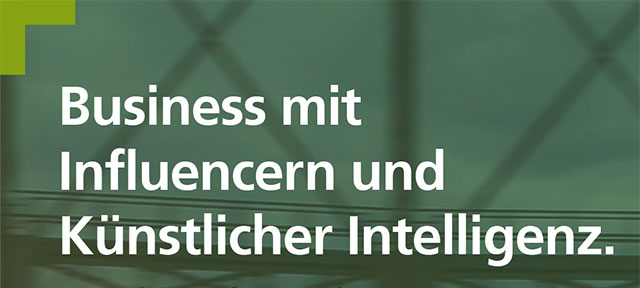 """01.11.2018 Gasometer Berlin. Marcus S. Kleiner spricht beim SRH Expertentalk zum Thema """"Business mit Influencern und Künstlicher Intelligenz""""."""