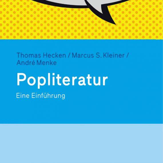 Popliteratur Eine Einführung