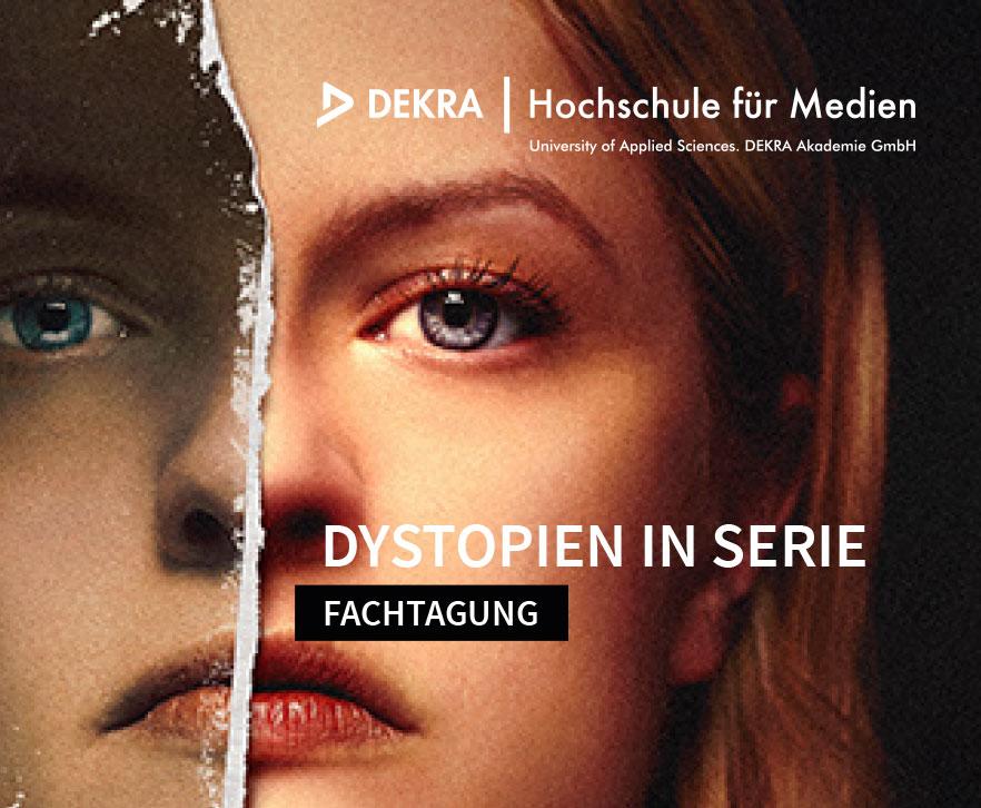 Dystopien in Serie Tagung Vortrag Marcus S. Kleiner