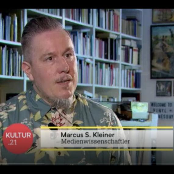 Deutsche Welle TV Marcus Kleiner