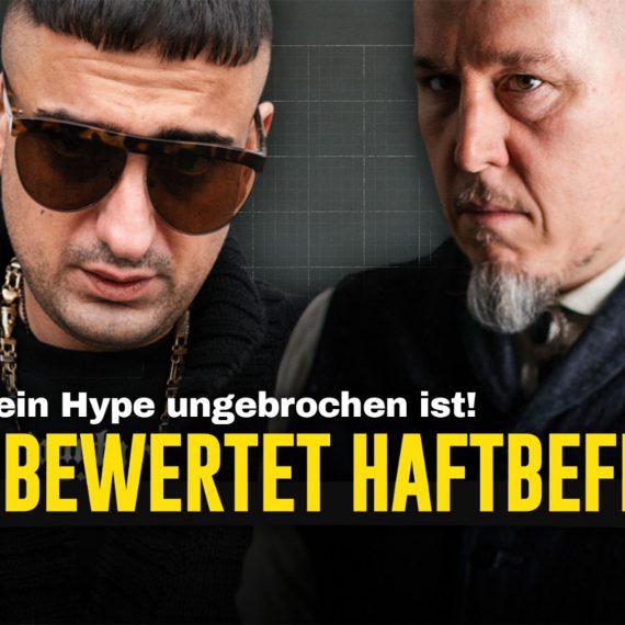 Stoked hip hop FYI Marcus Kleiner Haftbefehl