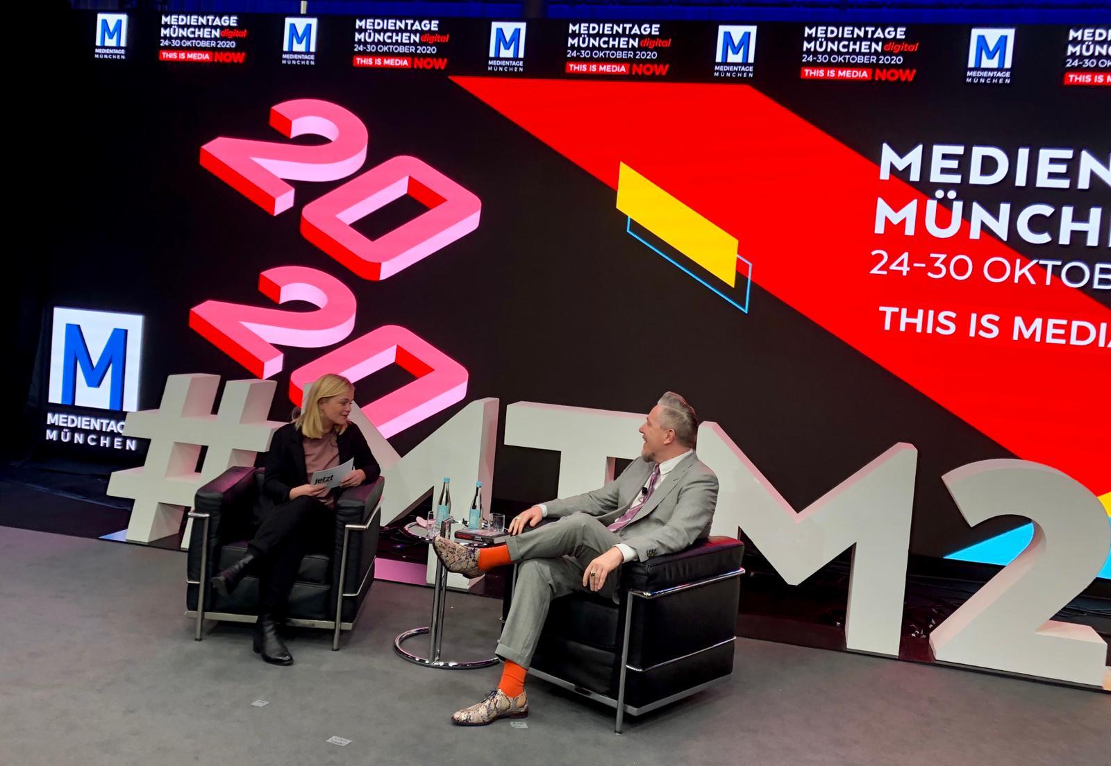 Medientage München digital Marcus S. Kleiner